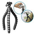 Camgloss Spider Flexible Mini Tripod Stand - Black