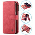 Caseme 2-in-1 Multifunctional Samsung Galaxy Note9 Wallet Case - Red