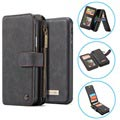 Caseme 2-in-1 Multifunctional iPhone XS Max Wallet Case - Black