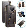 Caseme Business 2-in-1 Samsung Galaxy Note9 Wallet Case - Coffee