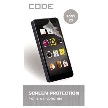 Sony Xperia Z3 Code Screen Protector