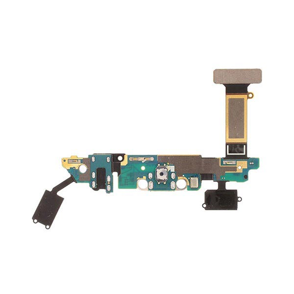 Samsung Galaxy S6 Charging Connector Flex Cable - UI Board Included