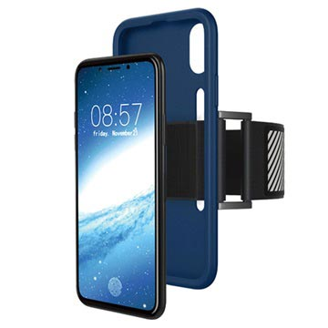 iPhone X / iPhone XS Detachable Silicone Armband