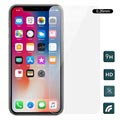 Devia iPhone X / iPhone XS Tempered Glass Screen Protector - 9H, 0.26mm - Clear