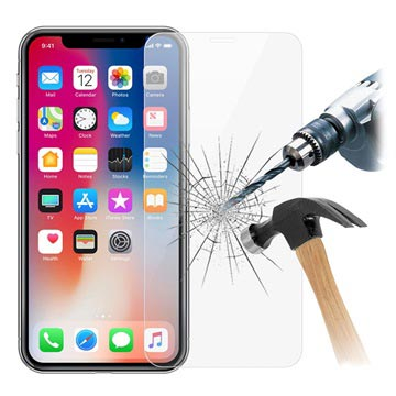 Devia iPhone XR / iPhone 11 Tempered Glass Screen Protector - 9H, 0.26mm - Clear