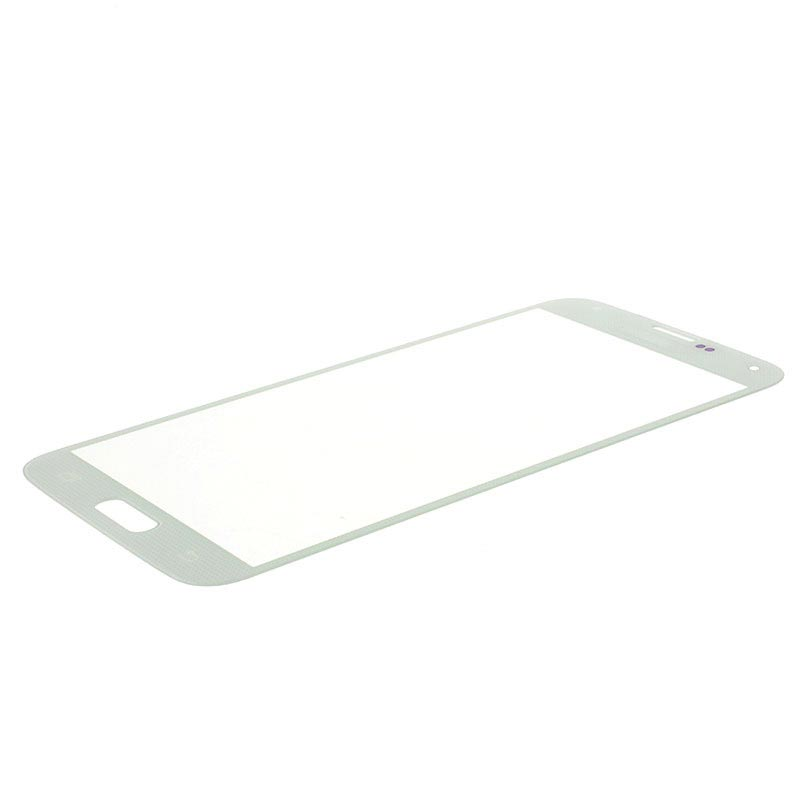 Samsung Galaxy S5 Display Glass - White