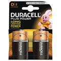Duracell Plus Power D/LR20 Battery 023253 - 1.5V - 1x2