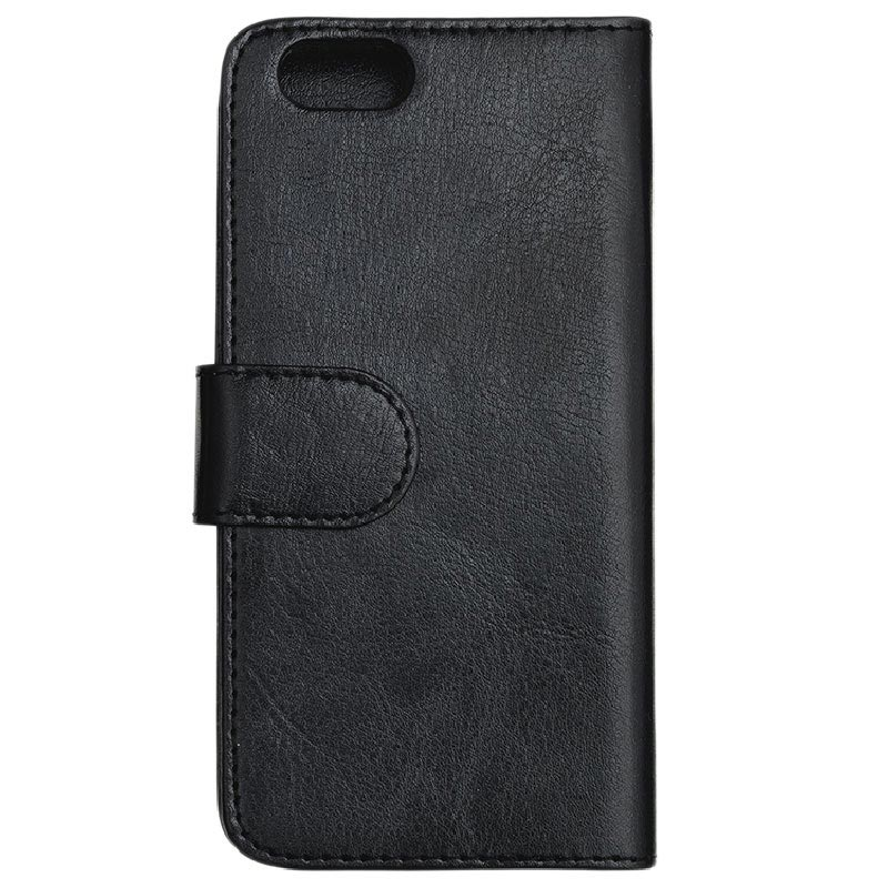 iPhone 6/6S/7/8 Essentials Wallet Case - Black