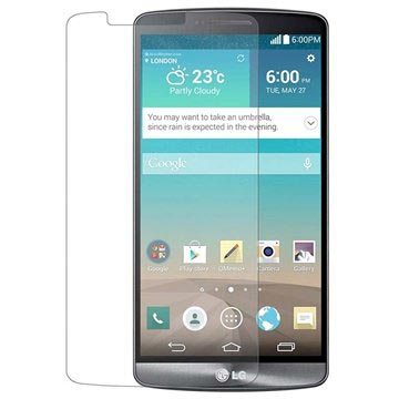 LG G3 Tempered Glass Screen Protector