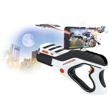 Forever AR Blaster GP-200 Augmented Reality Gun - Black / White