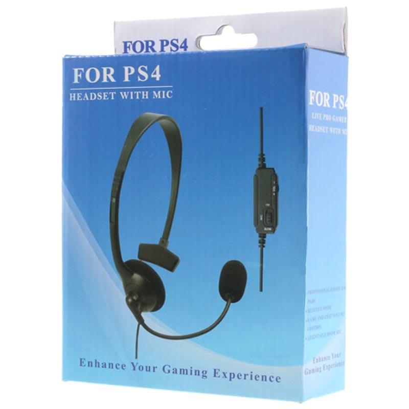 Sony PlayStation 4 Gaming Headset