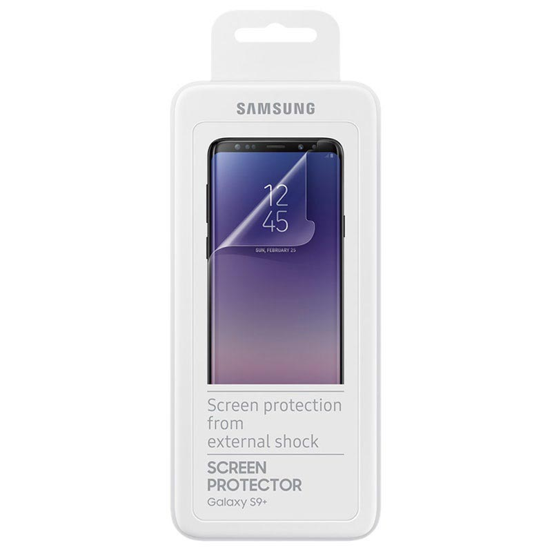 Samsung Galaxy S9+ (S9 plus) Screen Protector ET-FG965CTEGWW - 2 Pcs.