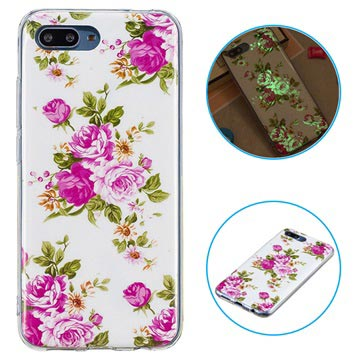 Luminous Huawei Honor 10 TPU Case - Roses
