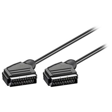 Goobay Scart Video Cable - 1.5m