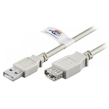 Goobay USB 2.0 Hi-Speed Extension Cable - 3m