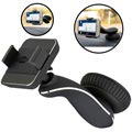 Goobay Universal Car Holder with Suction Cup for Smartphones