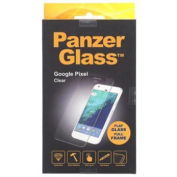 Google Pixel PanzerGlass Tempered Glass Screen Protector