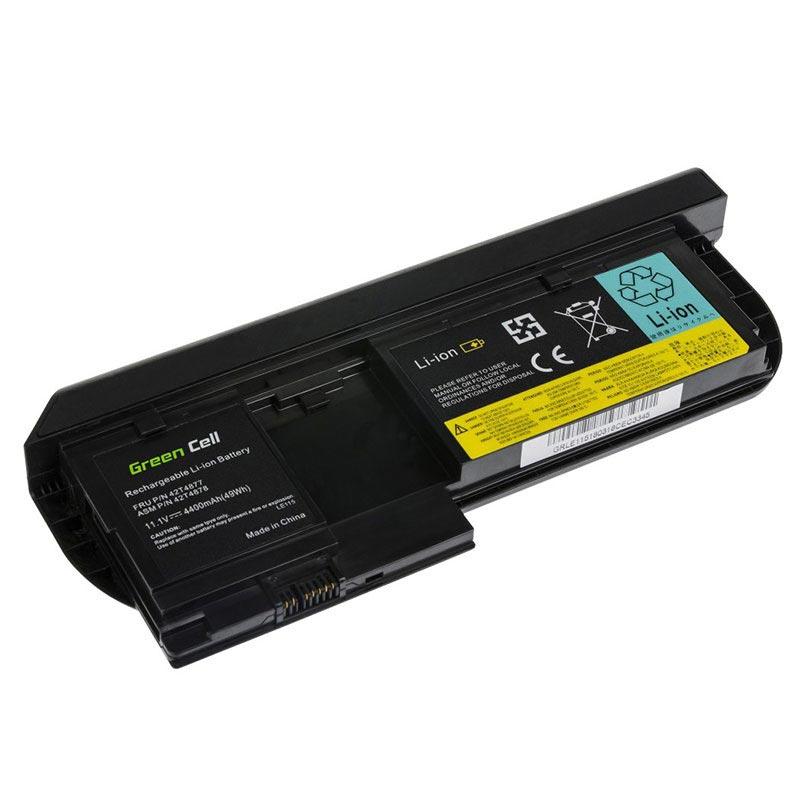 Green Cell Battery - Lenovo ThinkPad X220t, X230t, X230i ...