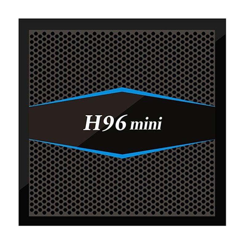 H96 Mini HD Android 7.1 TV Box with Bluetooth 4.0