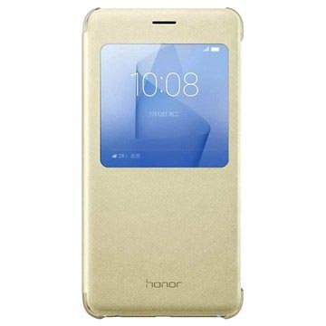 Huawei Honor 8 View Cover - Gold