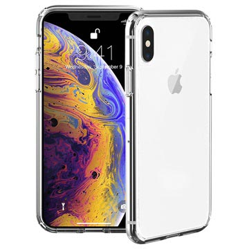 Just Mobile Tenc iPhone XS Max Self-Healing Case - Transparent