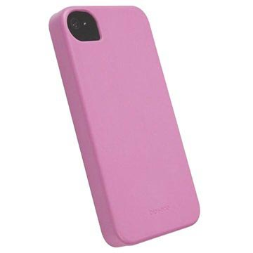 iPhone 5 / 5S / SE Krusell BioCover Case - Pink