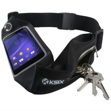 Ksix Easy View Sport Belt - XXL - Black