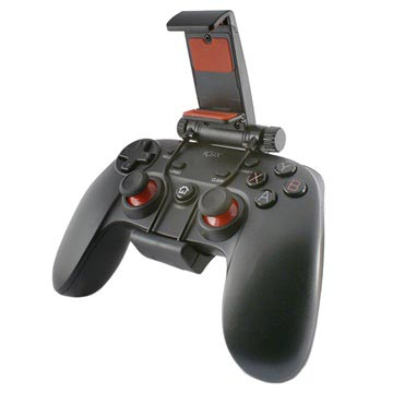 Ksix Gamedroid 2 Wireless Gamepad - Android, PC - Black