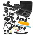 Ksix Ultimate 38-in-1 Accessories Kit for GoPro and Action Camera