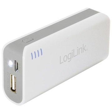LogiLink Mobile Power Bank - 5000mAh