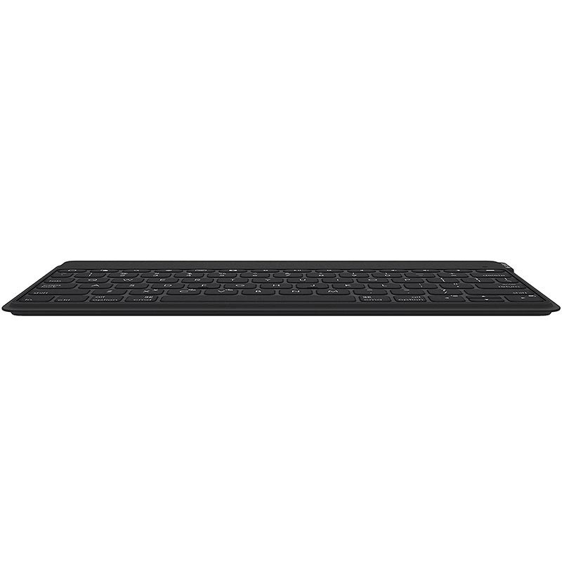 Logitech Keys-To-Go Bluetooth Keyboard for iOS - Nordic Layout - Black