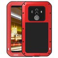 Huawei Mate 10 Pro Love Mei Powerful Series Hybrid Case - Red