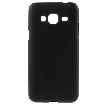 Samsung Galaxy J3 (2016) Matte TPU Case - Black