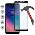 Mocolo Full Cover Samsung Galaxy A6 (2018) Tempered Glass Screen Protector - Black