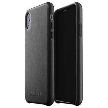 Mujjo Premium Full Leather iPhone XR Case