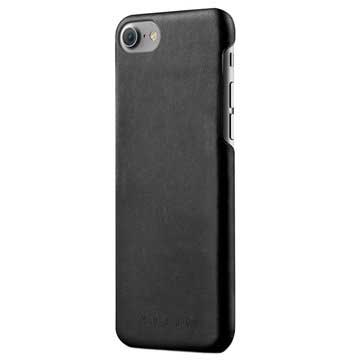 iPhone 7 / iPhone 8 Mujjo Leather Case - Black