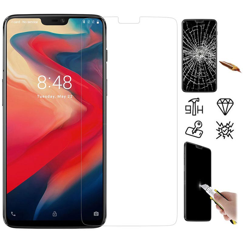 Nillkin Amazing H+Pro OnePlus 6 Tempered Glass Screen Protector