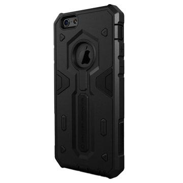 iPhone 6 / 6S Nillkin Defender II Series Hybrid Case - Black