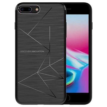iPhone 8 Plus Nillkin Magic Qi Charging Case - Black