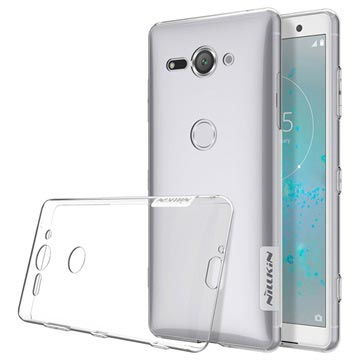 Nillkin Nature 0.6mm Sony Xperia XZ2 Compact TPU Case - Transparent