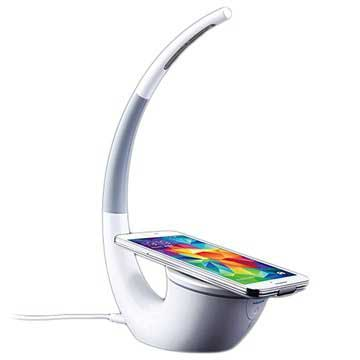 Nillkin Phantom Qi Wireless Charger & LED Desk Lamp