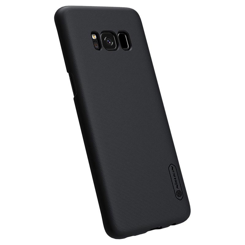 Samsung Galaxy S8 Nillkin Super Frosted Case - Black