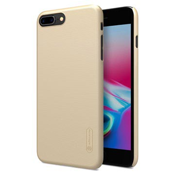 iPhone 7 Plus / iPhone 8 Plus Nillkin Super Frosted Case - Gold