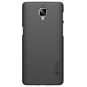 OnePlus 3/3T Nillkin Frosted Case - Black