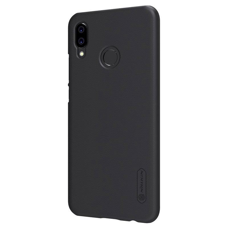 Nillkin Super Frosted Shield Huawei P20 Lite Case - Black