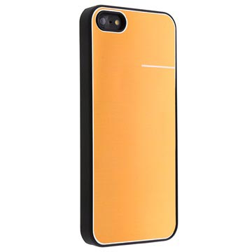 iPhone 5 / 5S / SE Njord Hard Case - Cobber