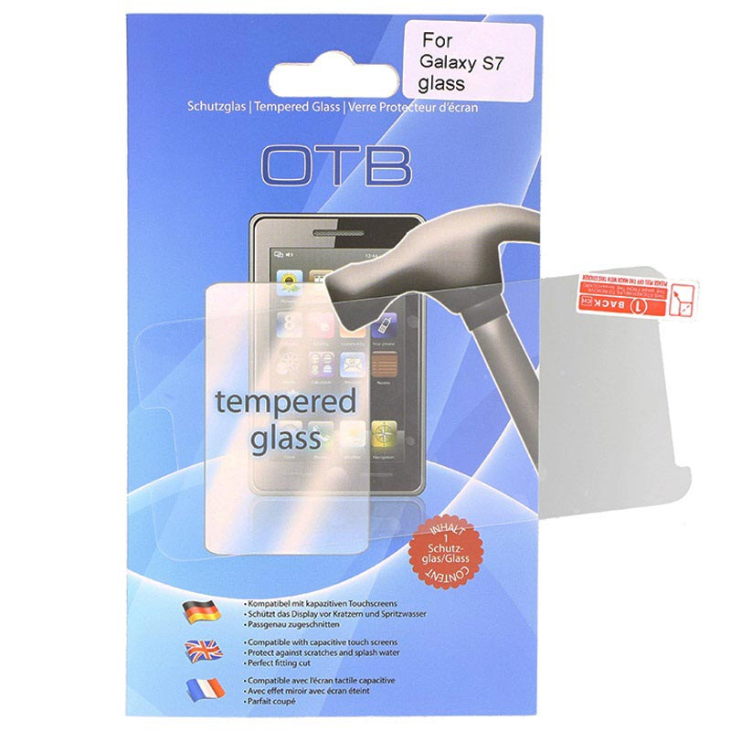 Samsung Galaxy S7 OTB Tempered Glass Screen Protector