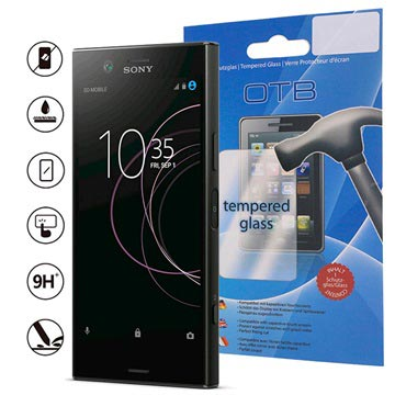 Sony Xperia XZ1 Compact OTB Tempered Glass Screen Protector