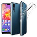 Okkes Air Huawei P20 Ultra Thin TPU Case - Crystal Clear