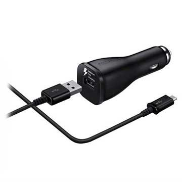 Samsung EP-LN915C USB Type-C Fast Car Charger - 2A - Black